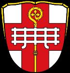 Wappen Aura an der Saale